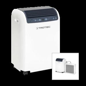 Quel Climatiseur mobile split TROTEC 4600