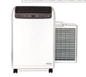 climatiseur mobile split Rexair C15000N
